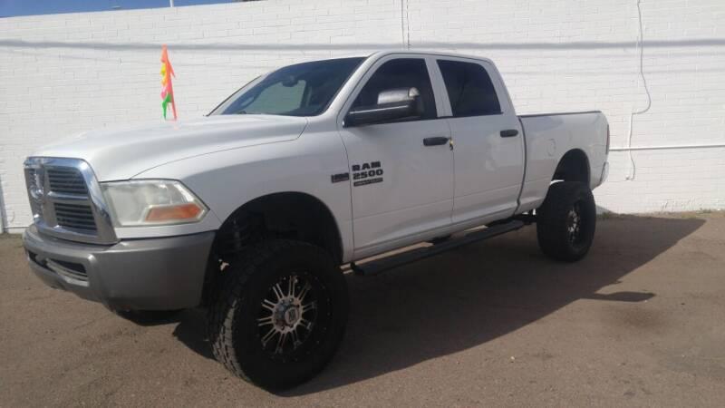 2011 RAM Ram Pickup 2500 for sale at Advantage Auto Motorsports in Phoenix AZ