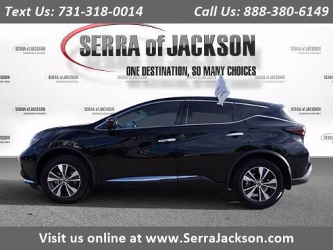 2019 Nissan Murano for sale at Serra Of Jackson in Jackson TN