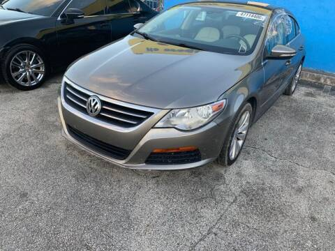 2012 Volkswagen CC for sale at JacksonvilleMotorMall.com in Jacksonville FL