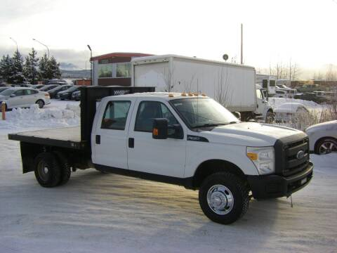 2014 Ford F-350 Super Duty for sale at NORTHWEST AUTO SALES LLC in Anchorage AK