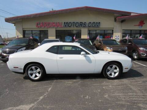 2014 Dodge Challenger for sale at Cardinal Motors in Fairfield OH