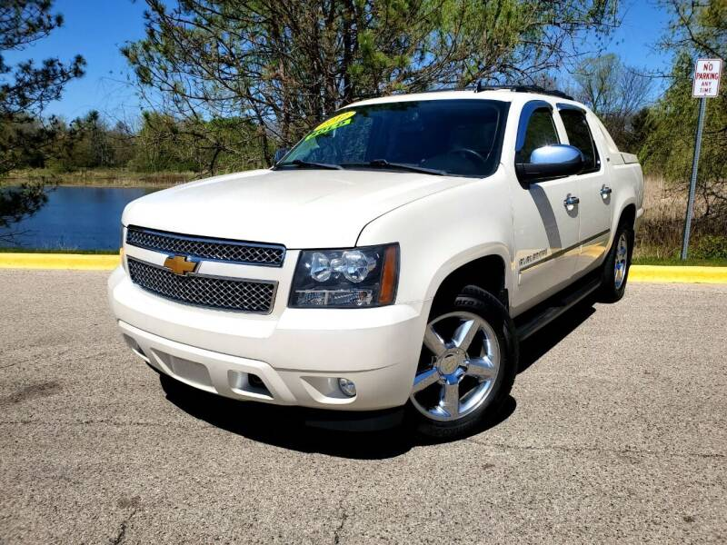 2012 Chevrolet Avalanche for sale at Excalibur Auto Sales in Palatine IL