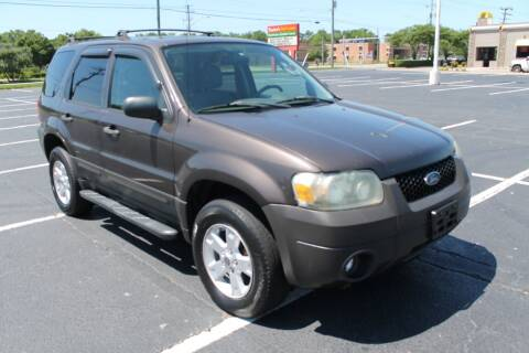 2006 Ford Escape for sale at Drive Now Auto Sales in Norfolk VA