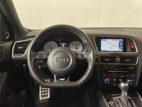 2017 Audi SQ5 for sale at CU Carfinders in Norcross GA