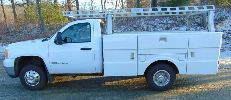2007 GMC Sierra 3500HD CC 4X4 2dr Regular Cab - Waterbury CT