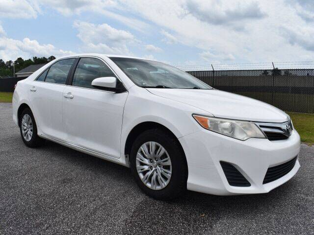 2012 Toyota Camry for sale in Mullins, SC