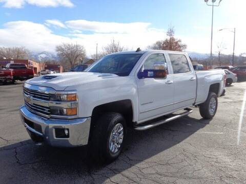 2019 Chevrolet Silverado 2500HD for sale at State Street Truck Stop in Sandy UT