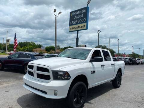 2018 RAM Ram Pickup 1500 for sale at Michaels Autos in Orlando FL