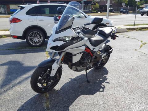 2015 Ducati MULTISTRADA 1200 S  for sale at AUTOSAVIN in Elmhurst IL