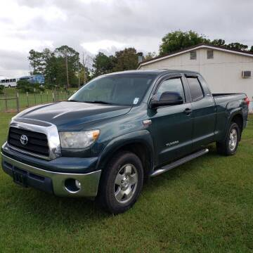 2008 Toyota Tundra for sale at Lakeview Auto Sales LLC in Sycamore GA