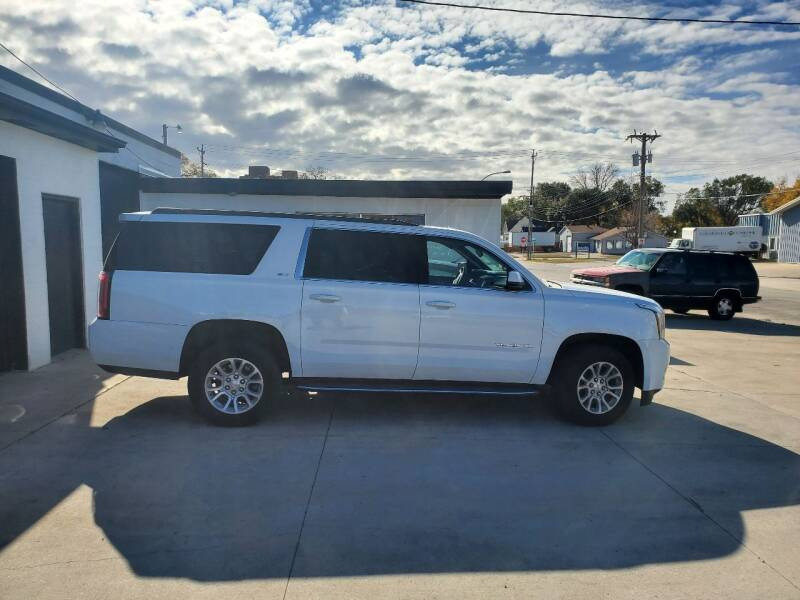 2019 GMC Yukon XL for sale at GOOD NEWS AUTO SALES in Fargo ND