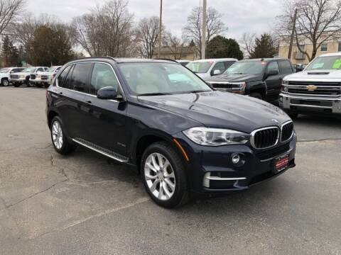2016 BMW X5 for sale at WILLIAMS AUTO SALES in Green Bay WI