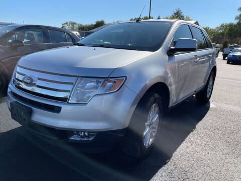 2010 Ford Edge for sale at Blake Hollenbeck Auto Sales in Greenville MI