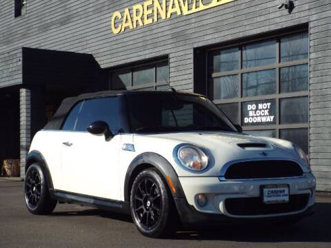 2012 MINI Cooper Convertible for sale at Carena Motors in Twinsburg OH