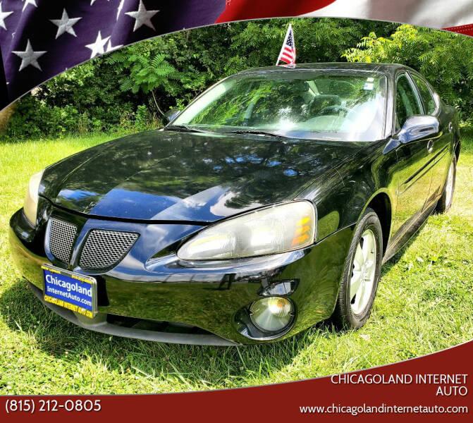 2008 Pontiac Grand Prix for sale at Chicagoland Internet Auto - 410 N Vine St New Lenox IL, 60451 in New Lenox IL