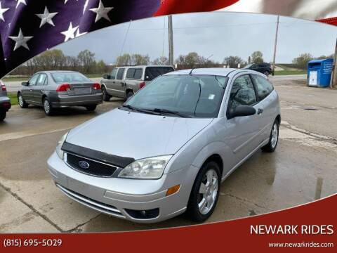 2007 Ford Focus for sale at Newark Rides in Newark IL