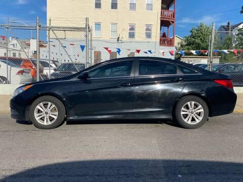 2014 Hyundai Sonata for sale at G1 Auto Sales in Paterson NJ