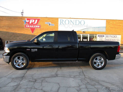 2019 RAM Ram Pickup 1500 Classic for sale at Rondo Truck & Trailer in Sycamore IL