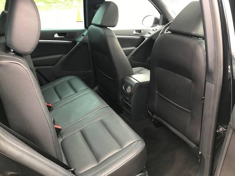 2015 Volkswagen Tiguan R-Line 4dr SUV - Newark NJ