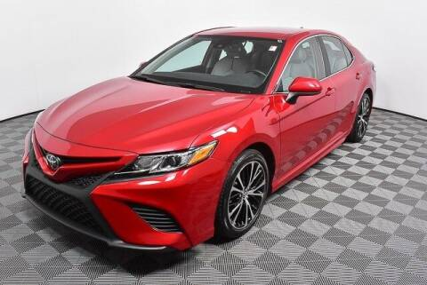 2020 Toyota Camry for sale at Southern Auto Solutions-Jim Ellis Volkswagen Atlan in Marietta GA