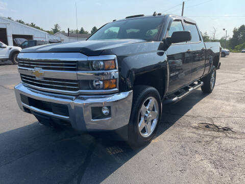 2015 Chevrolet Silverado 2500HD for sale at Plaistow Auto Group in Plaistow NH