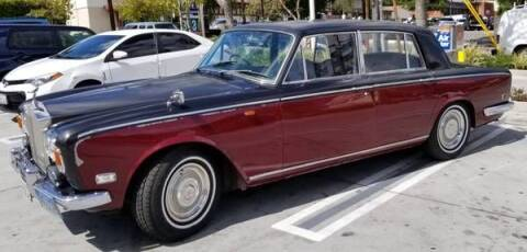 1970 Rolls-Royce Silver Shadow for sale at Classic Car Deals in Cadillac MI