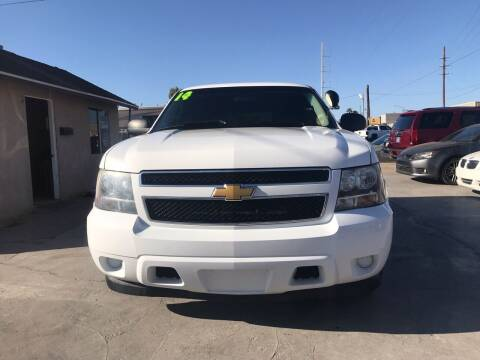 2014 Chevrolet Tahoe for sale at North Auto Sales in Phoenix AZ