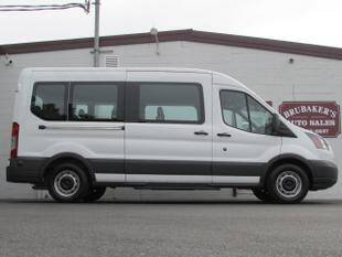 2018 Ford Transit Passenger for sale at Brubakers Auto Sales in Myerstown PA