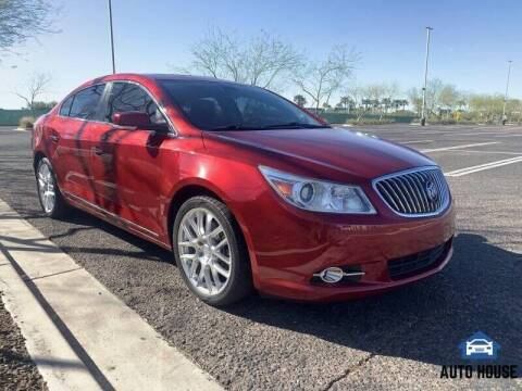 2013 Buick LaCrosse for sale at MyAutoJack.com @ Auto House in Tempe AZ