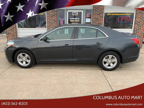2014 Chevrolet Malibu for sale at Columbus Auto Mart in Columbus NE