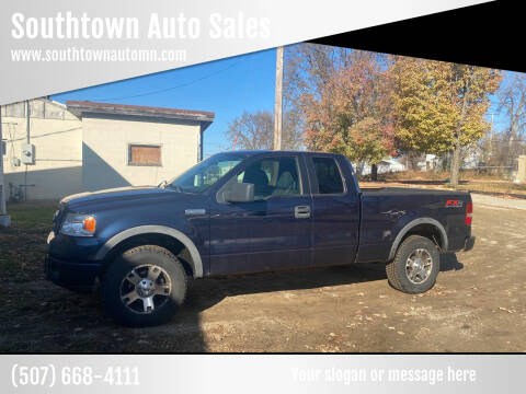 2006 Ford F-150 for sale at Southtown Auto Sales in Albert Lea MN