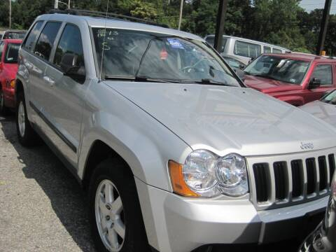 2008 Jeep Grand Cherokee for sale at Zinks Automotive Sales and Service - Zinks Auto Sales and Service in Cranston RI