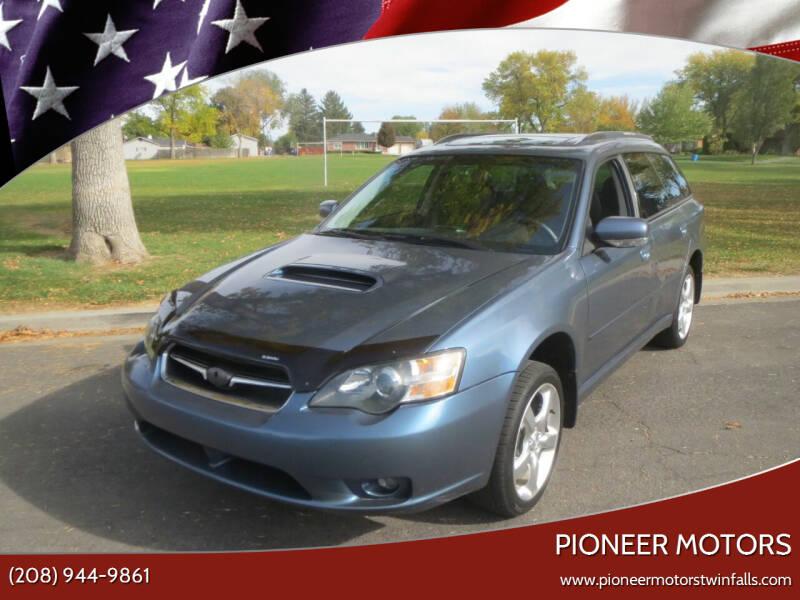 2005 Subaru Legacy for sale at Pioneer Motors in Twin Falls ID