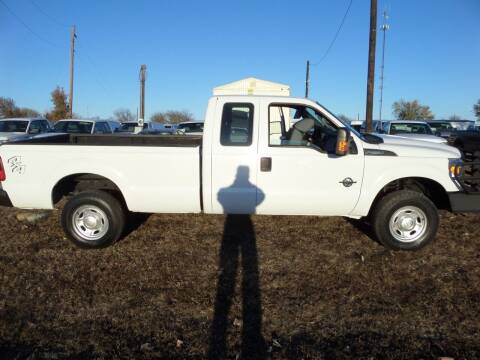 2012 Ford F-250 Super Duty for sale at AUTO FLEET REMARKETING, INC. in Van Alstyne TX