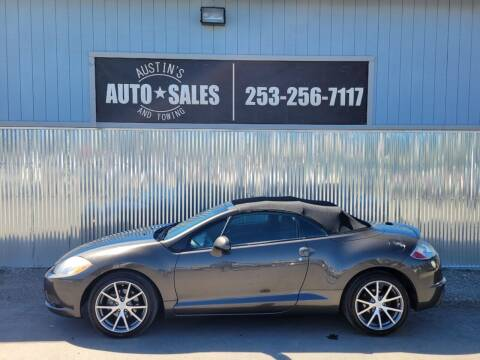 2012 Mitsubishi Eclipse Spyder for sale at Austin's Auto Sales in Edgewood WA