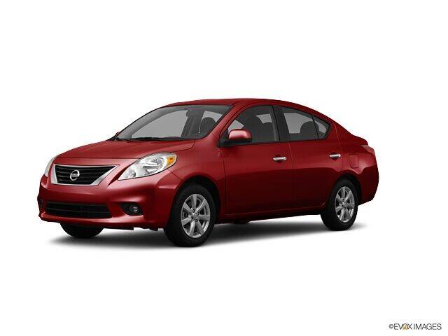 2012 Nissan Versa for sale at CHAPARRAL USED CARS in Piney Flats TN