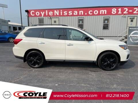 2018 Nissan Pathfinder for sale at COYLE GM - COYLE NISSAN - New Inventory in Clarksville IN