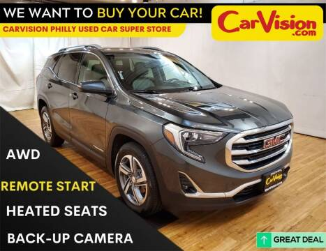 2020 GMC Terrain for sale at Car Vision Mitsubishi Norristown - Car Vision Philly Used Car SuperStore in Philadelphia PA