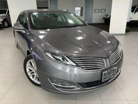 2014 Lincoln MKZ for sale at Auto Mall of Springfield in Springfield IL