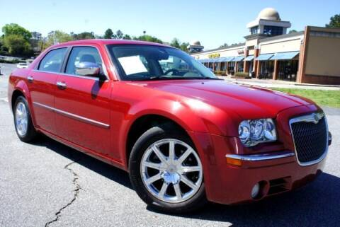 2009 Chrysler 300 for sale at CU Carfinders in Norcross GA