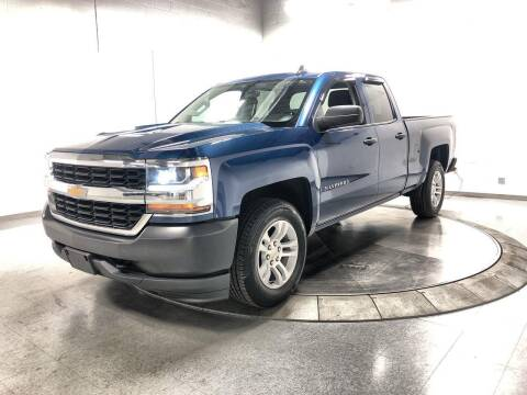 2017 Chevrolet Silverado 1500 for sale at CU Carfinders in Norcross GA