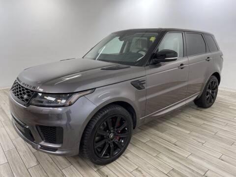 2019 Land Rover Range Rover Sport for sale at TRAVERS GMT AUTO SALES - Traver GMT Auto Sales West in O Fallon MO