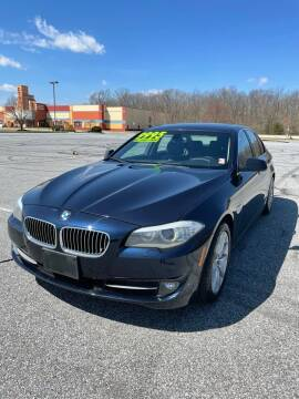 2013 BMW 5 Series for sale at Premium Auto Outlet Inc in Sewell NJ