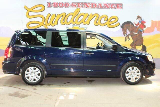 2014 Dodge Grand Caravan for sale at Sundance Chevrolet in Grand Ledge MI