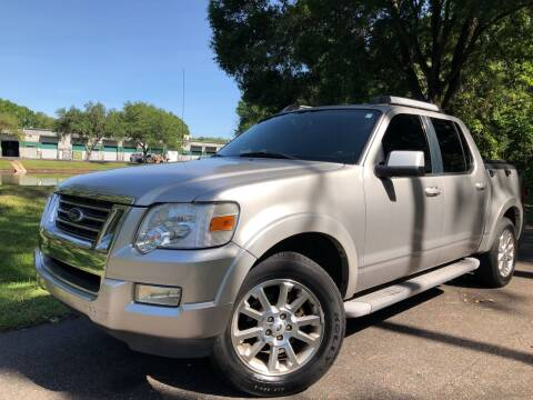 2007 Ford Explorer Sport Trac for sale at Powerhouse Automotive in Tampa FL