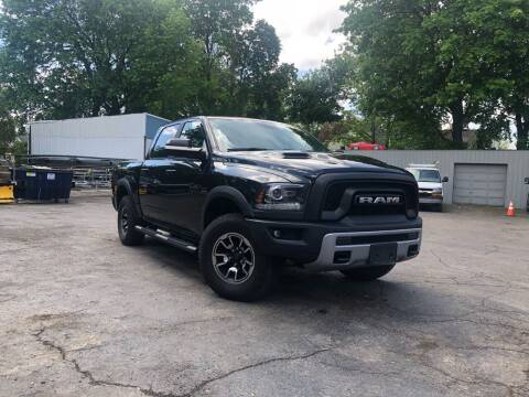 2017 RAM Ram Pickup 1500 for sale at Affordable Cars in Kingston NY