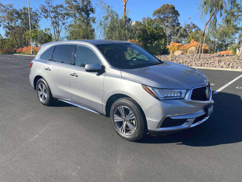2018 Acura MDX for sale at CAS in San Diego CA
