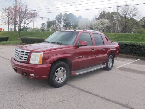 2005 Cadillac Escalade EXT for sale at Best Import Auto Sales Inc. in Raleigh NC