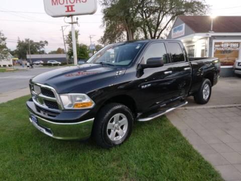 2009 Dodge Ram Pickup 1500 for sale at CPM Motors Inc in Elgin IL