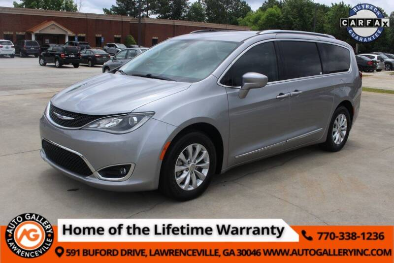 2018 Chrysler Pacifica for sale in Gainesville, GA